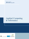 Applied Computing and Informatics