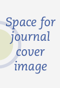 Space for journal cover image